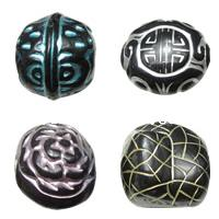 Colorful Accent Acrylic Beads