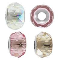 CRYSTALLIZED™ 5940 Crystal BeCharmed Rondelle Beads