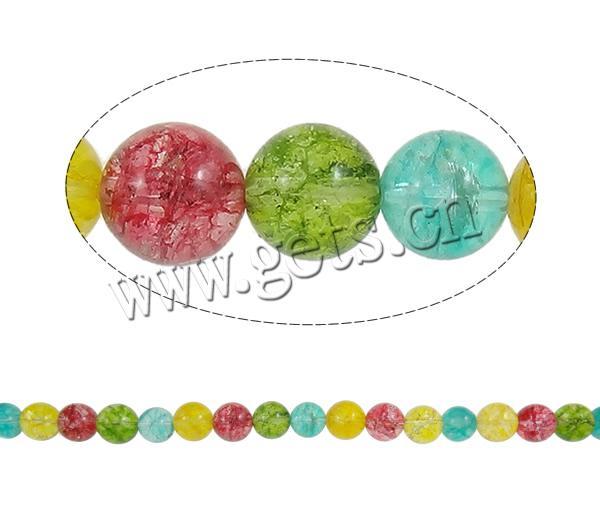 mix color quartz beads round natural getscom