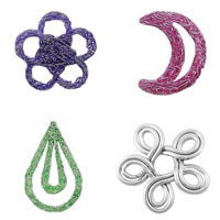 Iron Wire Beads