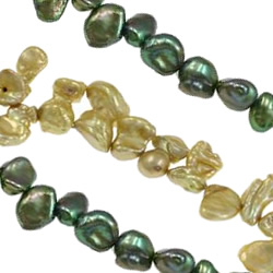 Reborn Cultured Freshwater Pearl Beads