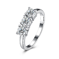 comeon® Finger Ring, Brass, platinum plated, different size for choice & for woman & with rhinestone, 2mm, Sold By PC