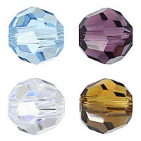 CRYSTALLIZED™ 5000 Crystal Round Beads
