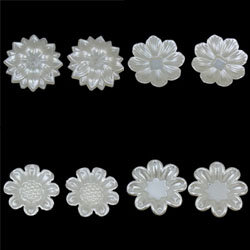 ABS Plastic Pearl Cabochon