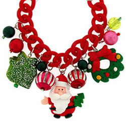 Christmas Jewelry & Supplies