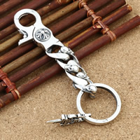 Thailand Sterling Silver Key Chain