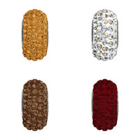 CRYSTALLIZED™ Elements #81101 Crystal Rondelle Beads