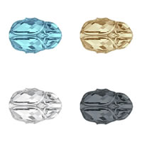 CRYSTALLIZED™ Elements #5728 Crystal Scarab Beads