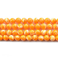 Natural Freshwater Shell Beads