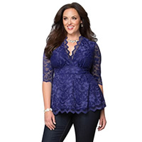 Women Plus Size Blouses and Tops