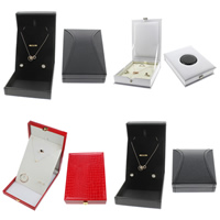 Leather Jewelry Set Box